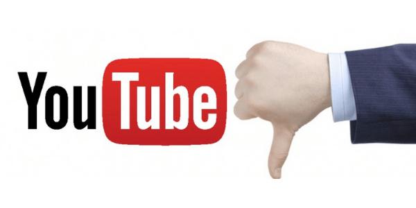 Dislike Youtube