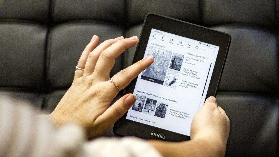 Amazon Prime ebook Kindle