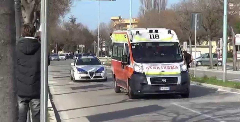 Incidente stradale Jesolo
