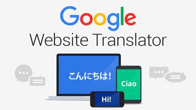 Google Website Translator