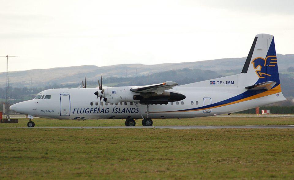 Luxair 9642