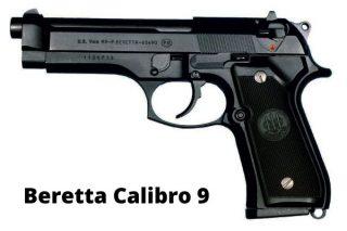 Beretta Calibro 9
