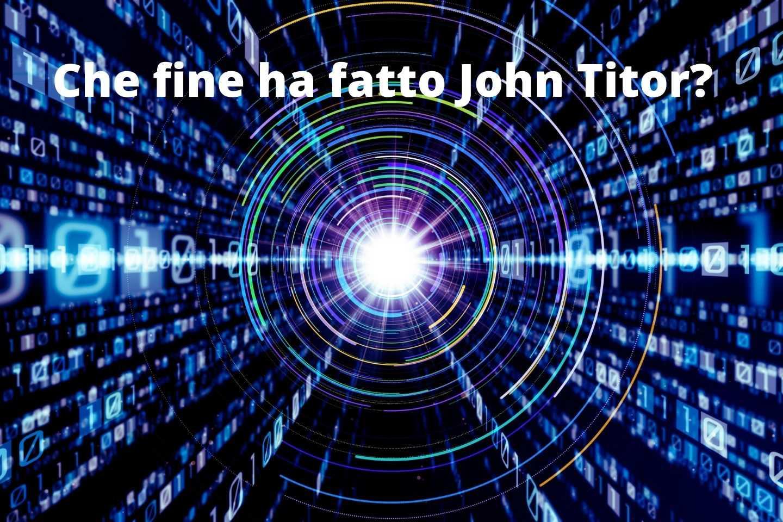 Che fine ha fatto John Titor: il viaggiatore