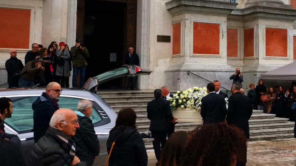 Ultimo Addio a Giulia Zandarin