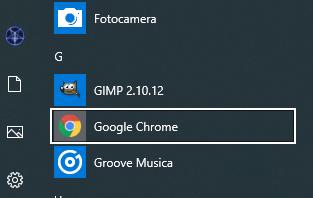 Come usare il PC senza mouse