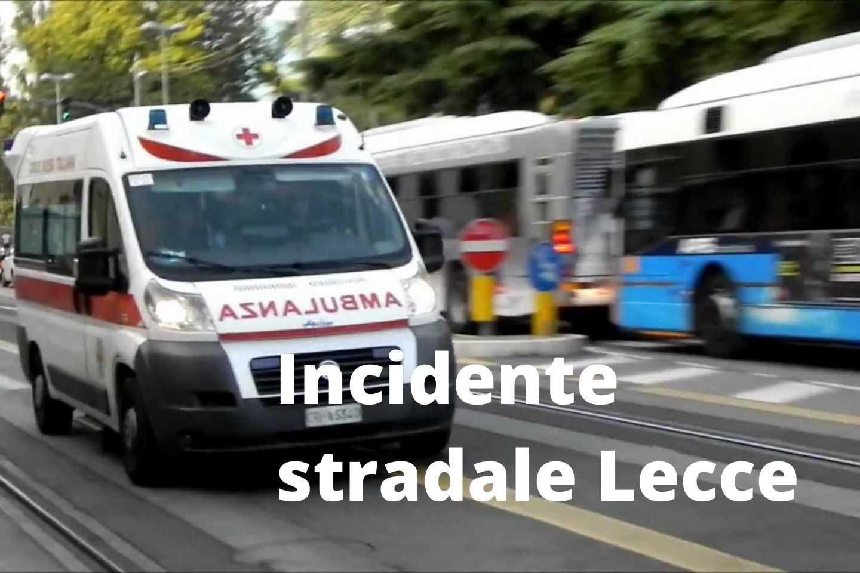 Incidente stradale Lecce: 4 morti e un ferito