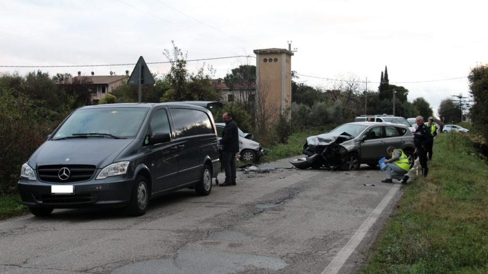 Incidente via Ristradella