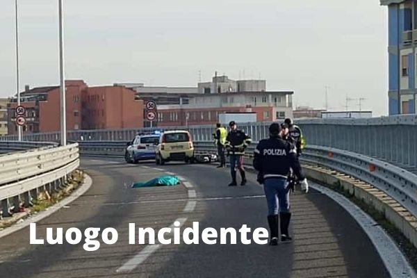 Incidente stradale a Pescara