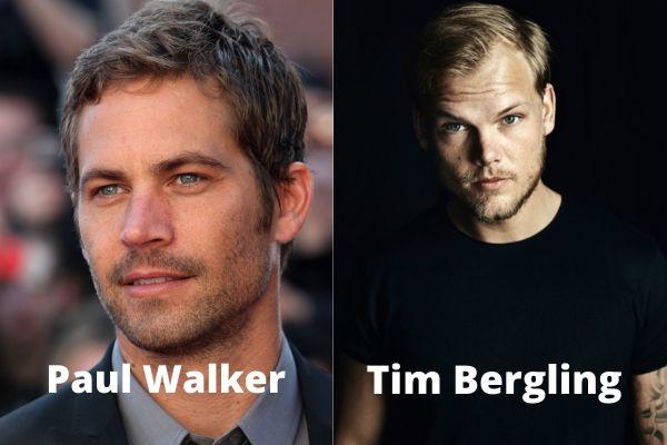Paul Walker e Tim Bergling