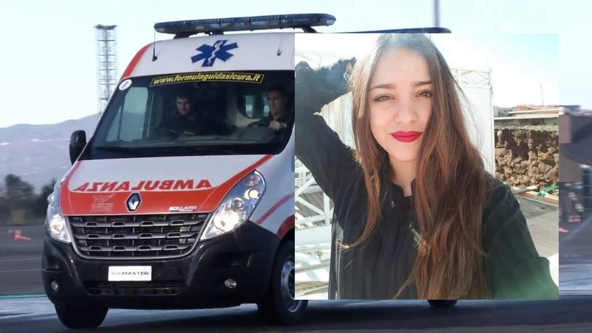 Rebecca Spera muore a 20 anni