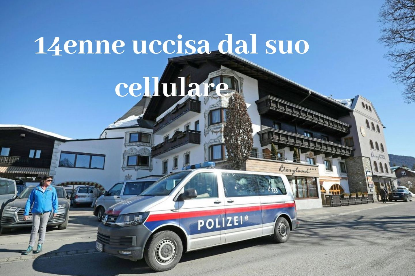 14enne uccisa dal suo cellulare