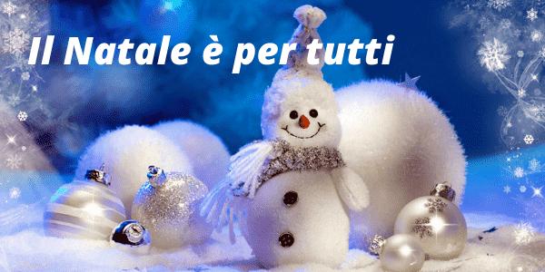 Il Natale è per tutti