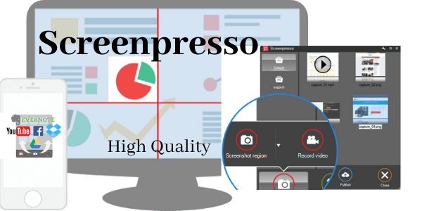 Screenpresso - Come fare uno screenshot su PC