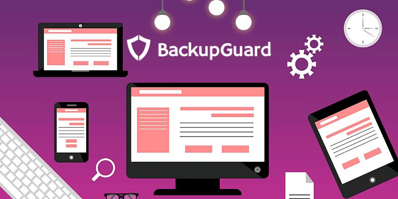 BackupGuard - Come fare il backup del sito wordpress