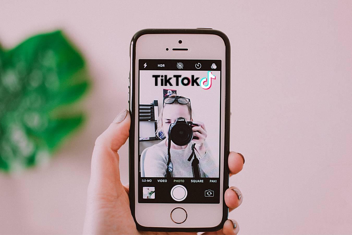 Come eliminare un account TikTok