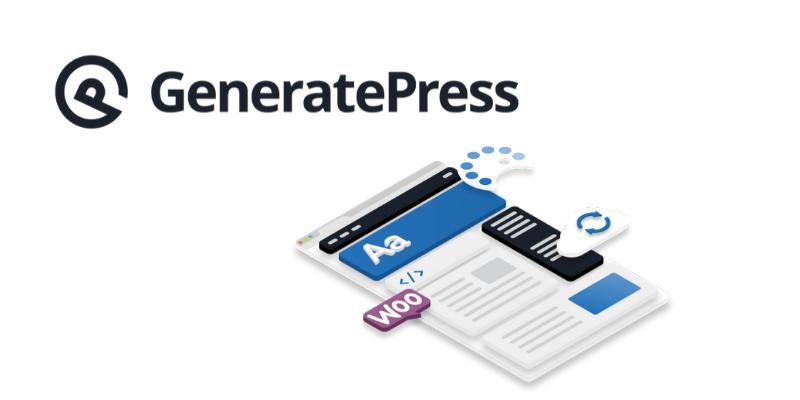 Generate Press - Template wordpress professionali gratis