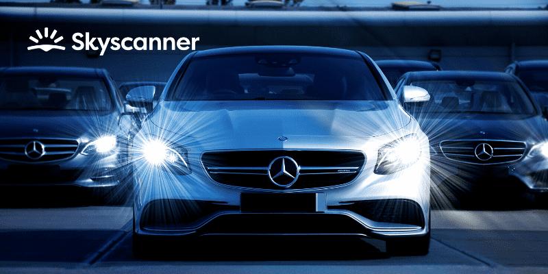 Skyscanner - Migliori siti autonoleggio low cost