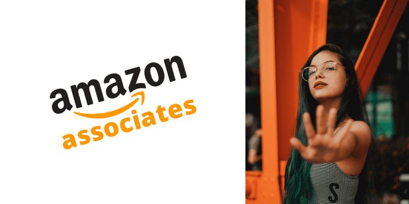 Affiliazione Amazon sospeso