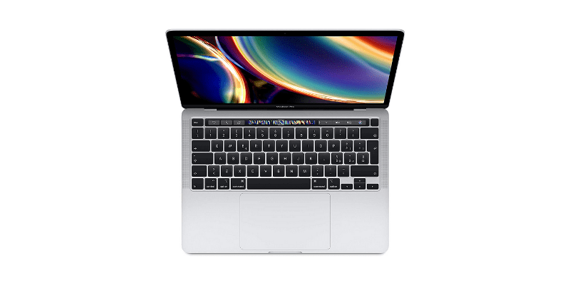 Apple MacBook Pro (13 pollici) Argento