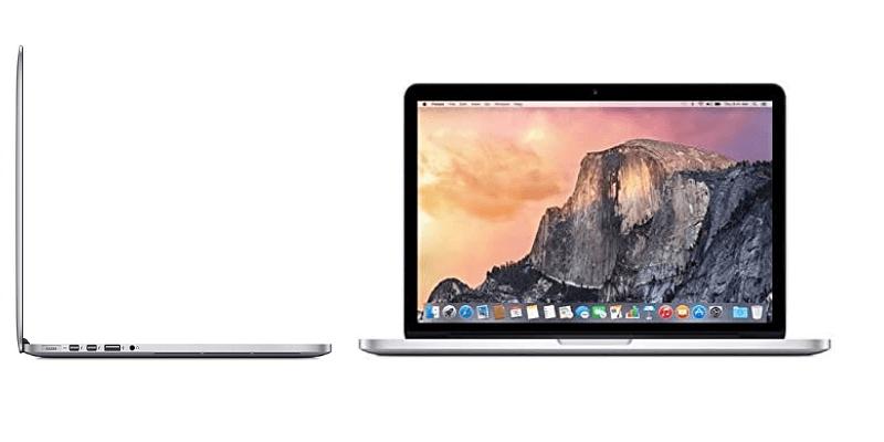 Macbook PRO con Intel core i5 2,60 GHz