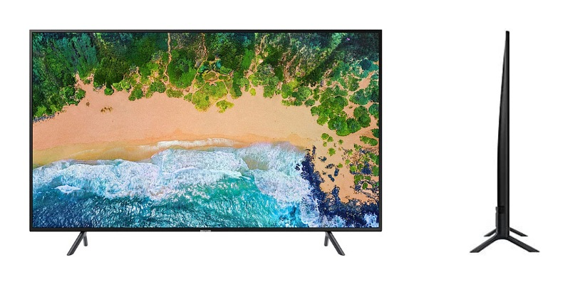 Smart TV a Led (49 pollici) Utra HD 4k